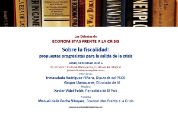 debate fiscalidad