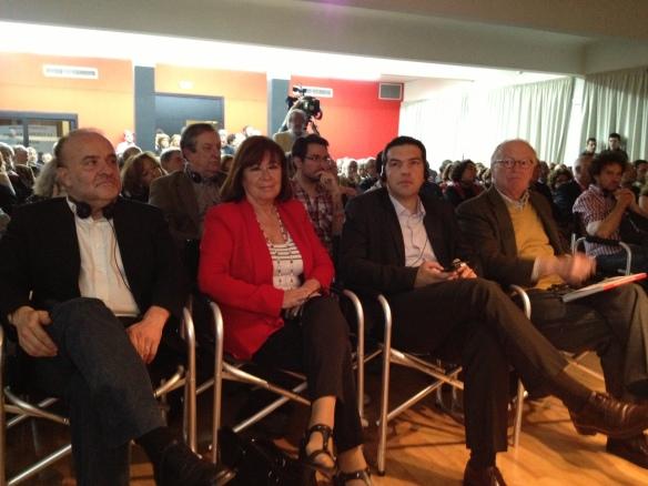 Tsipras-Narbona-Sartorius-Benito