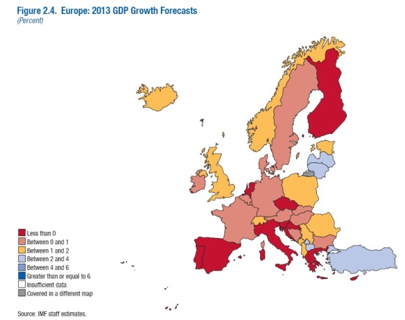 EU GDP GROWTH